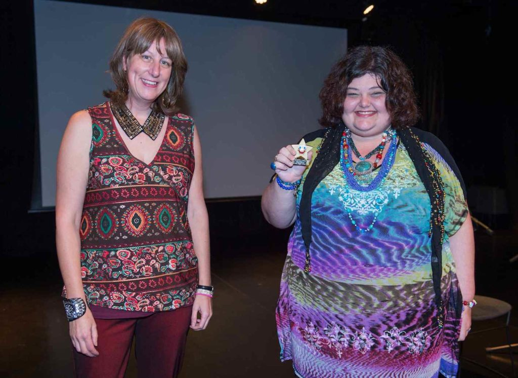 Heidi and Steph Yianakelis filmmaker